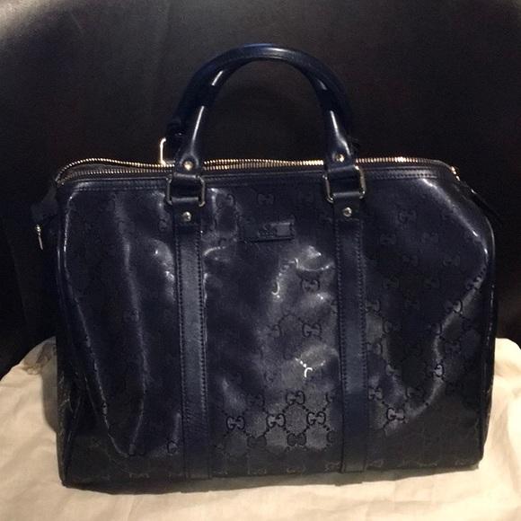 4c3bd07a9b8 Gucci Handbags - Authentic Gucci Handbag Boston